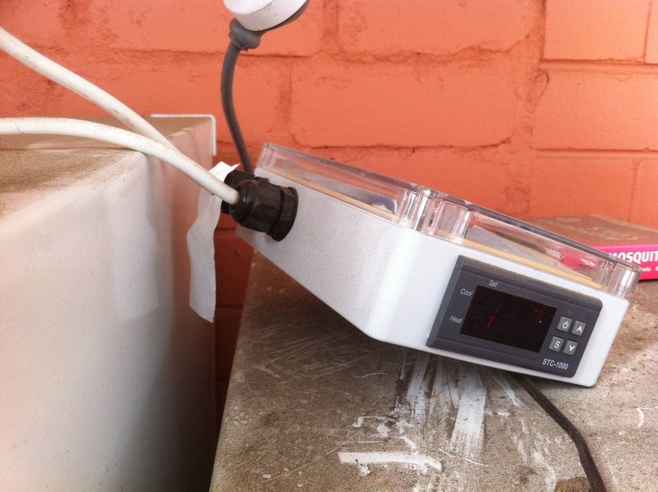 Thermostat Or External Temp Controller Aussie Home Brewer Stc1000 Wiring The Homebrew Forum Photo